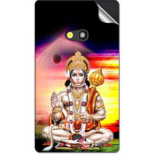 INSTYLER Mobile Sticker For Nokia Lumia 625 H sticker1694