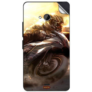 INSTYLER Mobile Sticker For Nokia Lumia 540 sticker1156