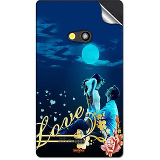 INSTYLER Mobile Sticker For Nokia Lumia 625 H sticker1710