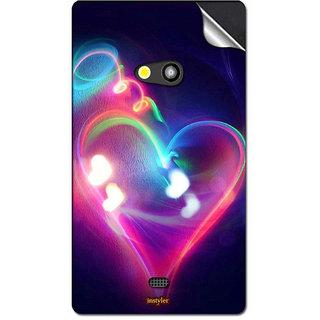 INSTYLER Mobile Sticker For Nokia Lumia 625 H sticker1718