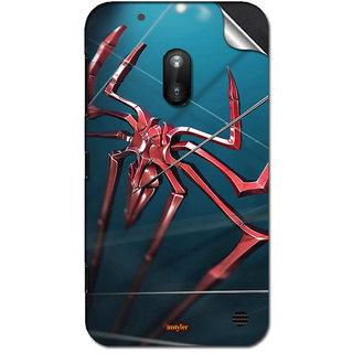 INSTYLER Mobile Sticker For Nokia Lumia 620 sticker1599