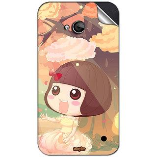 INSTYLER Mobile Sticker For Nokia Lumia 640 sticker2138