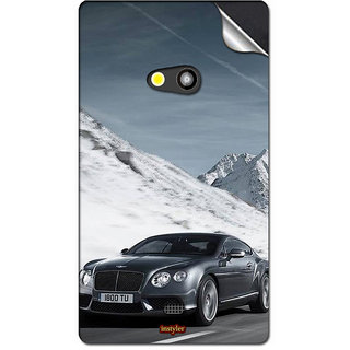 INSTYLER Mobile Sticker For Nokia Lumia 625 H sticker1633