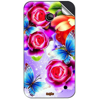 INSTYLER Mobile Sticker For Nokia Lumia 630 sticker1837
