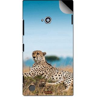 INSTYLER Mobile Sticker For Nokia Lumia 720 sticker2422