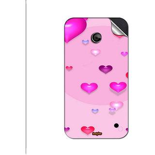 INSTYLER Mobile Sticker For Nokia Lumia 630 sticker1892