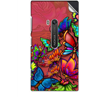 INSTYLER Mobile Sticker For Nokia Lumia 928 sticker3723