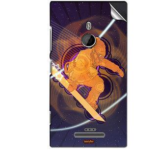 INSTYLER Mobile Sticker For Nokia Lumia 925T sticker3663