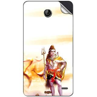 INSTYLER Mobile Sticker For Nokia Lumia X Plus sticker4411