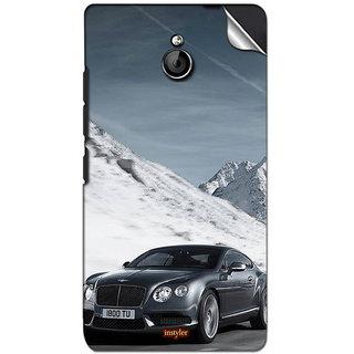 INSTYLER Mobile Sticker For Nokia Lumia X2 Dual sticker4673
