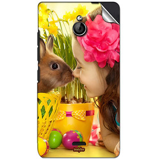 INSTYLER Mobile Sticker For Nokia Lumia X2 Dual sticker4707