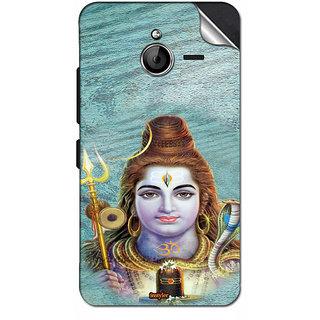 INSTYLER Mobile Sticker For Nokia Lumia 640 Xl sticker2016
