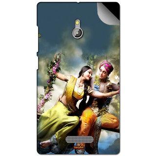 INSTYLER Mobile Sticker For Nokia 1030 Nokia Xl sticker153