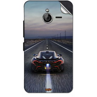 INSTYLER Mobile Sticker For Nokia Lumia 640 Xl sticker1954