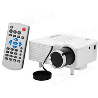 MINI Led Projector Home Theater Projector