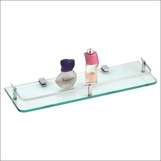 Kamal Glass Shelf Kubix - Straight 18 Inch