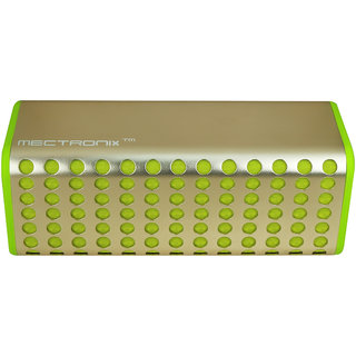 Mectronix Boom-Box Bluetooth Speaker Green