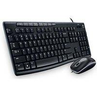 MK200 Media Combo Keyboard + Mouse