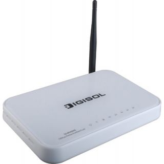 Digisol 150 Mbps Wireless Green Broadband Router