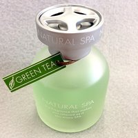 Car Mates NATURAL SPA Car Dashboard Perfume Air Freshener - GREEN TEA