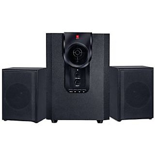 iBall-MJD9-Plus-Wired-Home-Audio-Speaker-(Black,-2.1-Channel)