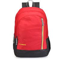 Aristocrat Pep 3 Laptop Backpack Red