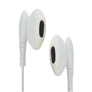 WTF Exclusive Premium Earphones Headphones with Noise Cancellation With Remote Control And Stereo Mic  for Samsung Galaxy S Duos 2 7582  White available at ShopClues for Rs.222