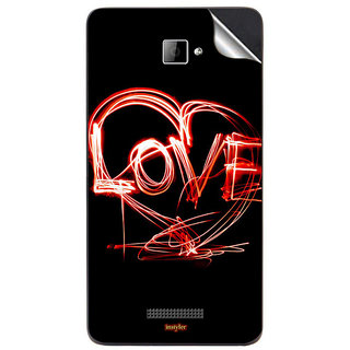Instyler Mobile Sticker For Panasonic Eluga S