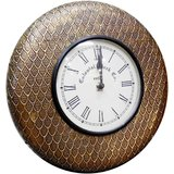 Traditional Brass Clocks