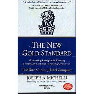 NEW GOLD STANDARD MICHELLI JOSEPH 9780070221741 TMH