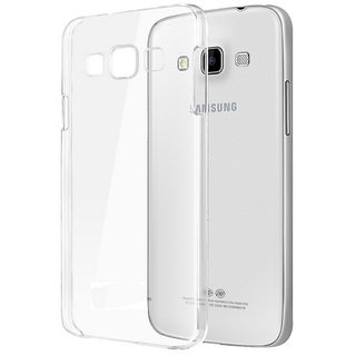Winchip Transparent Back Cover For Samsung Galaxy J2