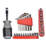 33 Pcs Multipurpose Tool Kit Repair Home Tool Kit Professional Tool Kit En
