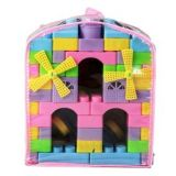 Kids Block Multicolor Plastic Small