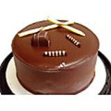 1 Kg Chocolate Truffle Cake 5 Star