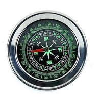 Stainlesss Steel Pocket Magnetic Compass