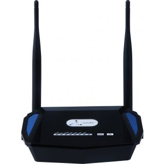 Inedit 300Mbps Double Antenna Wifi Adsl2+ Modem ( BSNL Approved)