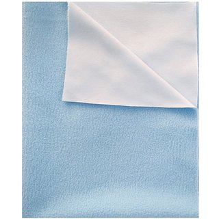 QUICK DRYING SHEET / MAT - FEEL DRY LARGE - BLUE