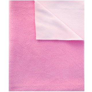 QUICK DRYING SHEET / MAT - FEEL DRY LARGE - PINK