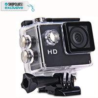 Action camera 720P 1.5 Inch
