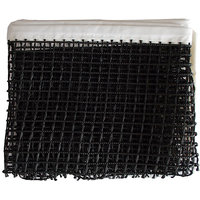 Netco Black Nylon Table Tennis Net