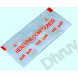 Sachet type thermal grease paste compound   for CPU heatsink heat sink  Silicone available at ShopClues for Rs.95
