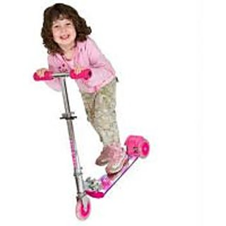 Kids foldable Scooter 3 Wheel available at ShopClues for Rs.749