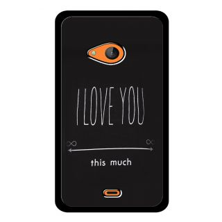Slr Back Case For Nokia Lumia 540