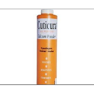 Cuticura All Purpose Talcum Powder 400gm