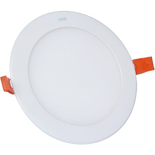 GM PLANO - 3 WATT SLIM PANEL LIGHT - ROUND - NON DIMMABLE