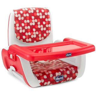 Chicco Mode Booster Seat-SCARLET