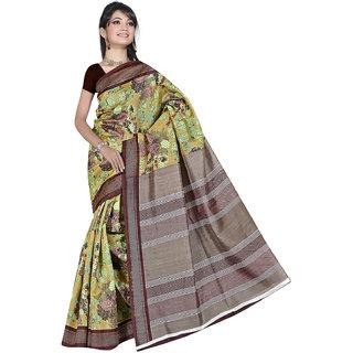 Lovely Look Multi Printed Saree LLKGPS5191