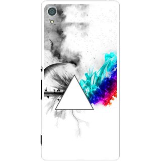 Snooky Designer Print Hard Back Case Cover For Sony Xperia Z4