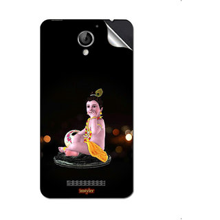 Instyler Mobile Skin Sticker For Coolpad S6 9190L MSCOOLPADS69190LDS10084