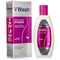V Wash Plus Expert Intimate Hygiene(pack of 2)100 ml each
